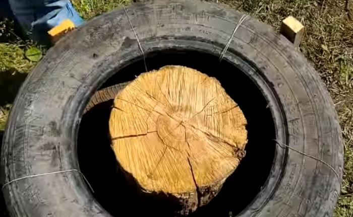 Как мастерски рубить дрова.