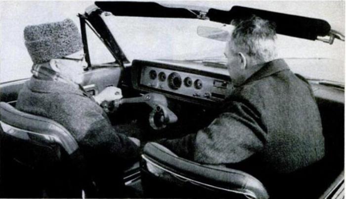 Инновационный руль.