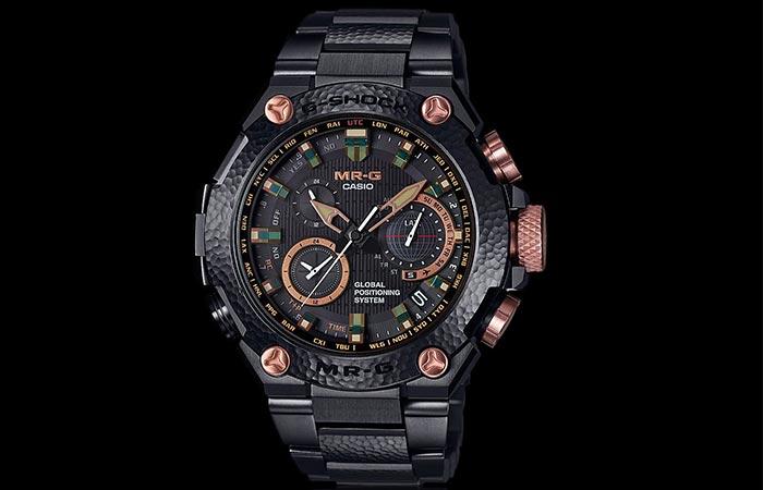 Новый невероятные часы.