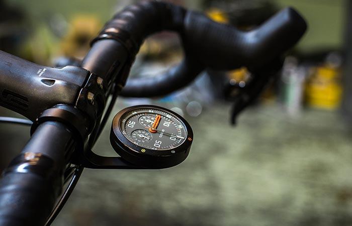Новый GPS спидометр для велосипеда.