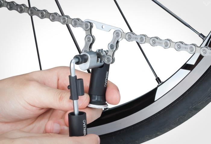 Новый инструмент для велосипеда.