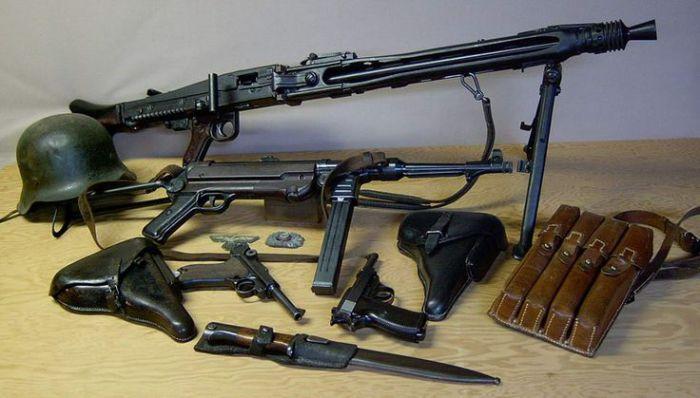 Оружие Вермахта.