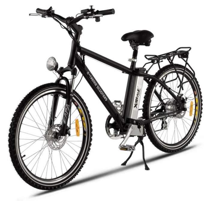 Настоящий мужской велосипед.