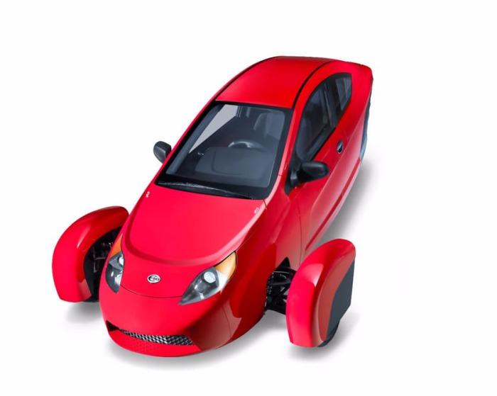 Самый экономичный автомобиль.