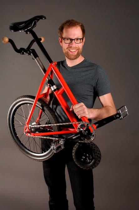 Велосипед для всех и каждого.