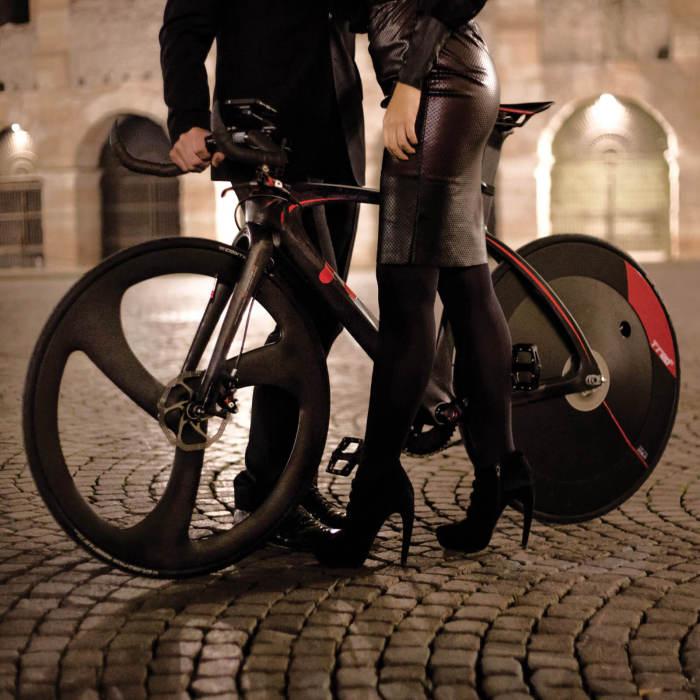 Идеальный велосипед для передвижения по городу.