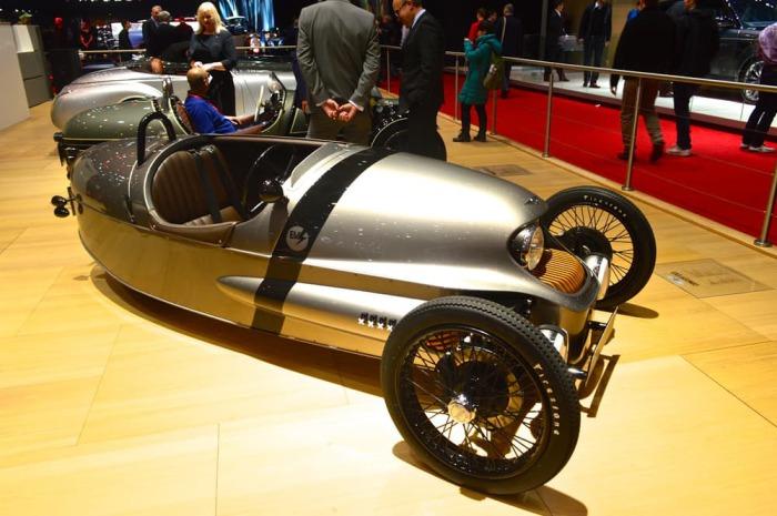 Такой вот автомобиль.