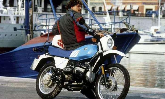 Очень производительный мотоцикл.