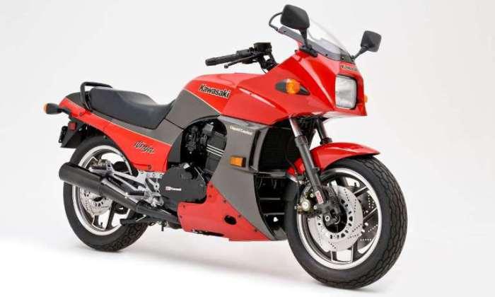 Мотоцикл-инопланетянин.