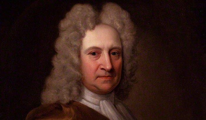 Эдмунд Галлей - астроном, который открыл комету Галлея.