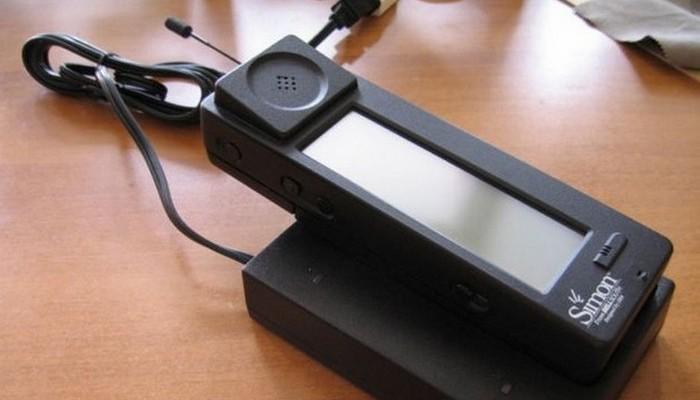 Смартфон от IBM из 1994.