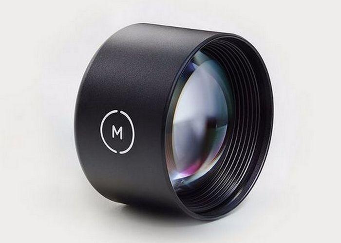 Телеобъектив Moment Tele Lens.