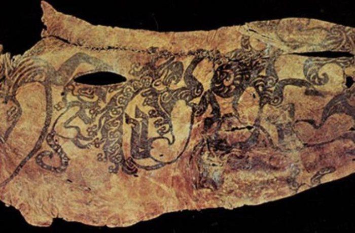 Невероятно древние и таинственные.