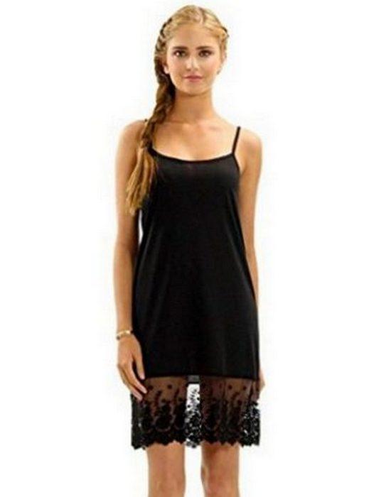 Нелепая мода из прошлого возвращается: платье в виде нижнего белья.