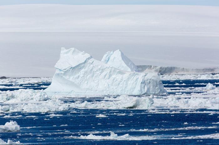 Звук Джулия: айсберг или что?