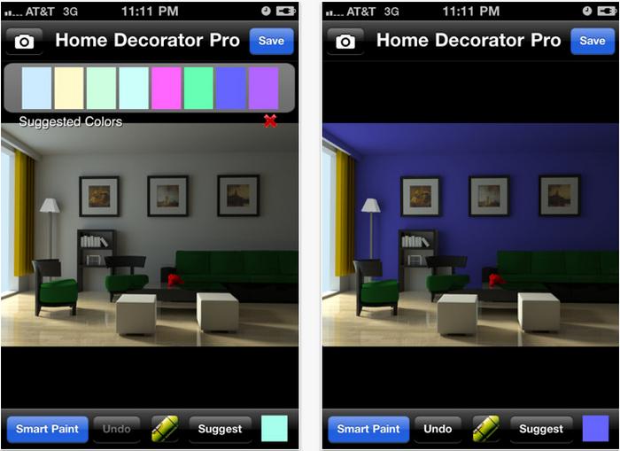 DecoratOR _ приложение,. которое поможет выбрать обои.