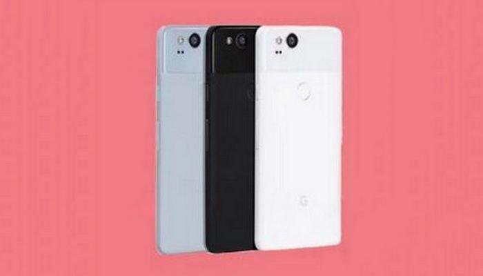 Смартфон Google Pixel 2 XL.