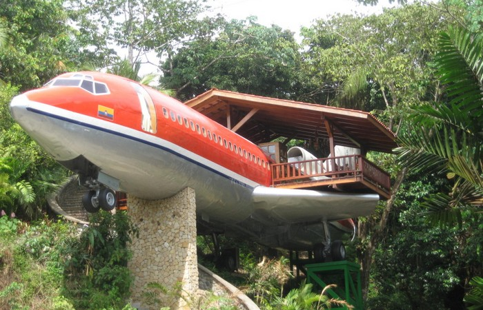 Необычный отель «Costa Verde».
