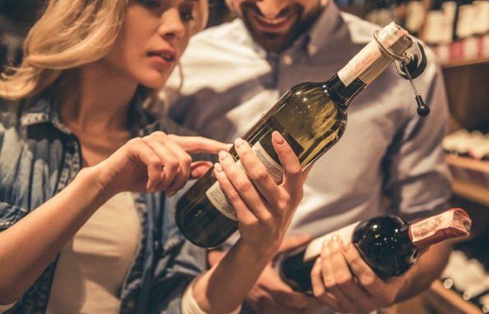 Цена делает вкус вина лучше.