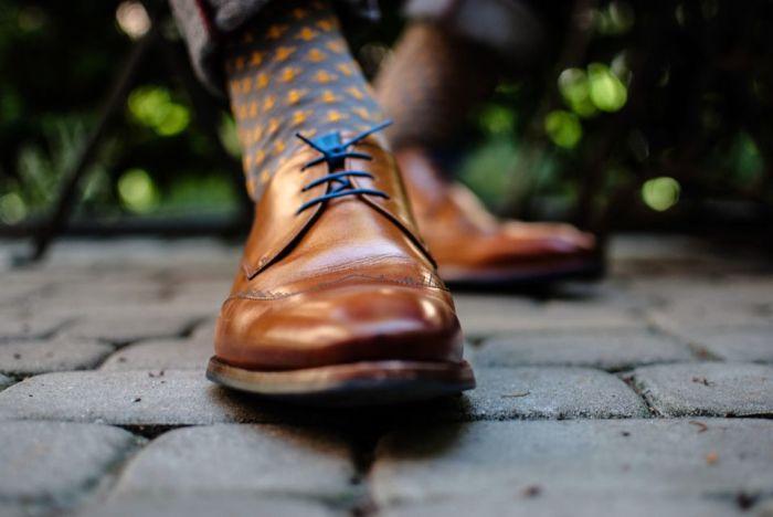 Чтобы обувь была всегда чистой.