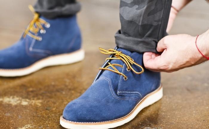 Особый подход к чистке обуви