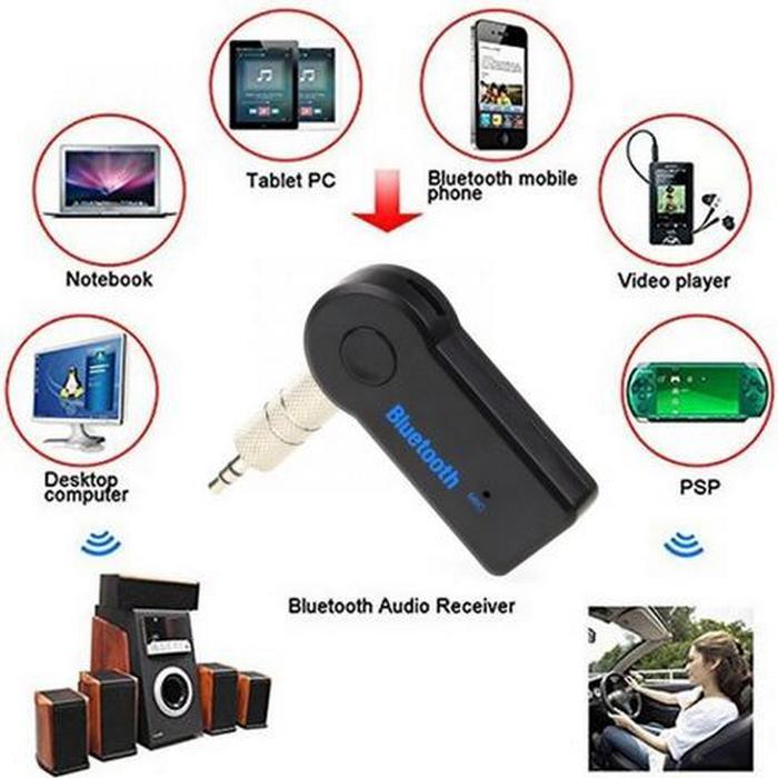 Беспроводной Bluetooth-приемник.