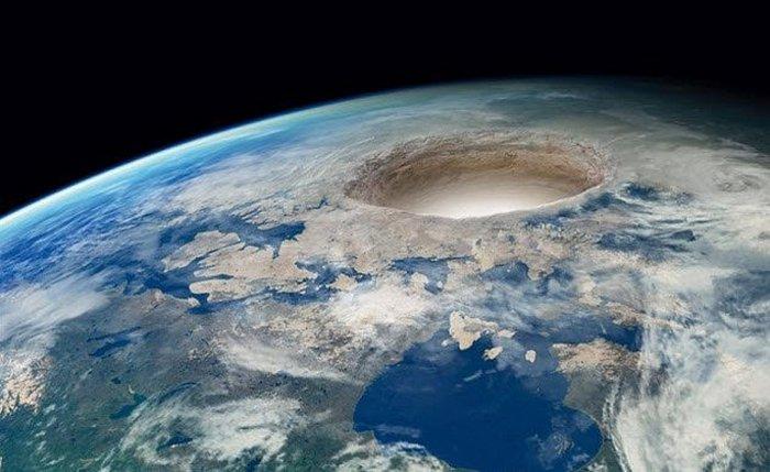 Самые странные теории о строении планеты Земля.