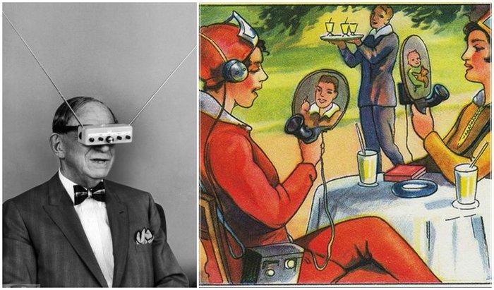 Современные технологии, которые напророчили футуристы позапрошлого века.