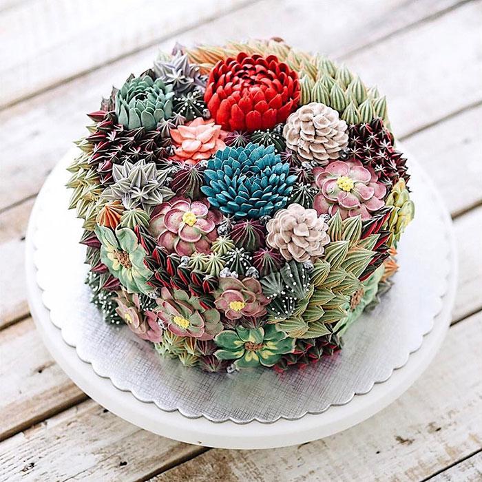 Когда каждый торт - произведение искусства.