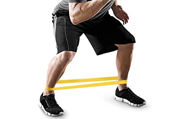 Ленты для фитнеса для супер нагрузок.
