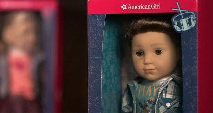 Кукла, которую ждали все.