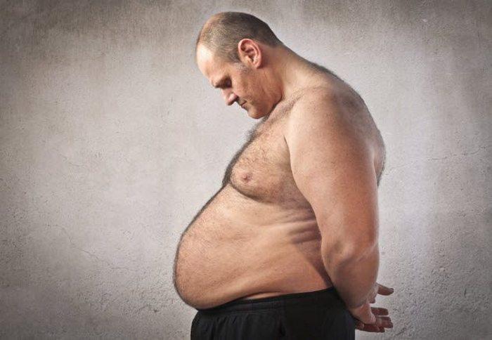 Ожирение понижает интеллектуальные возможности.