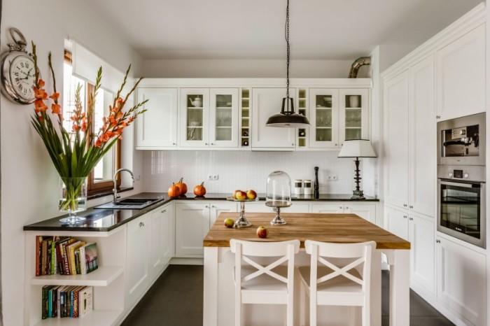Как преобразить старую кухню за неделю, обладая скромным бюджетом.