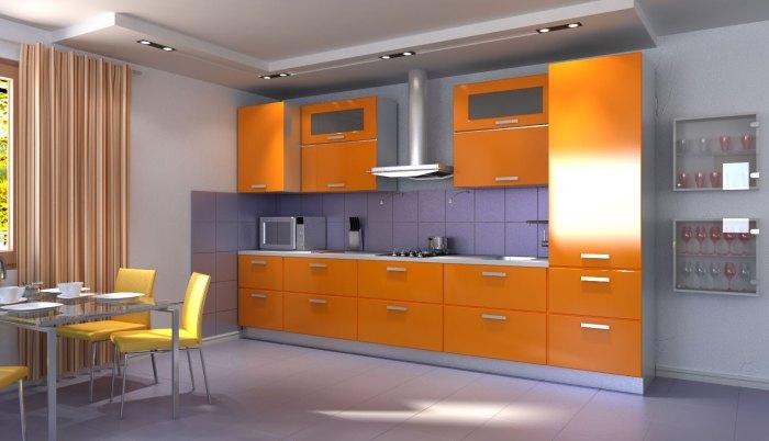 Кухонные фасады - то, на чём не стоит экономить.