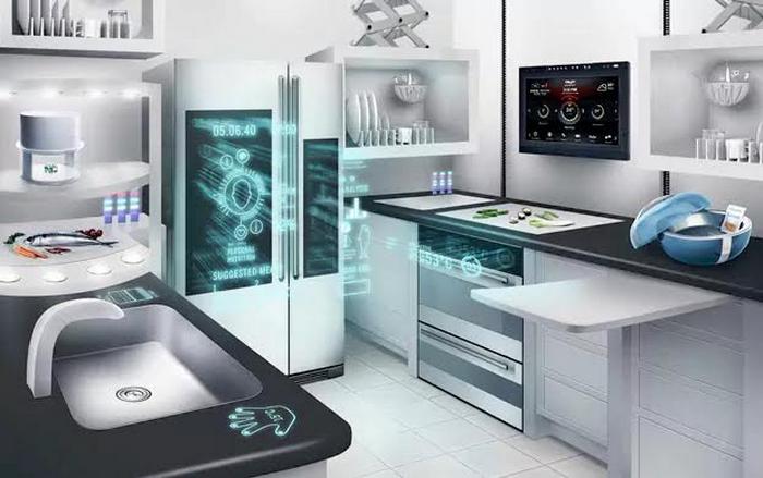 Технологии на кухне.