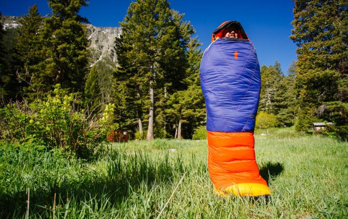 Patagonia Hybrid Sleeping Bag - спальный мешок на все случаи жизни.