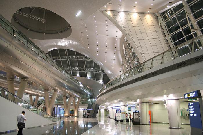 Аэропорт Инчхон, Сеул