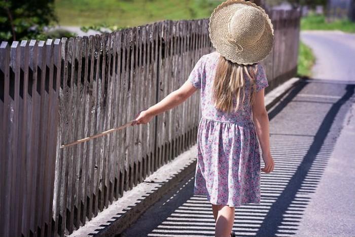 Ежедневные прогулки - путь к душевному здоровью.