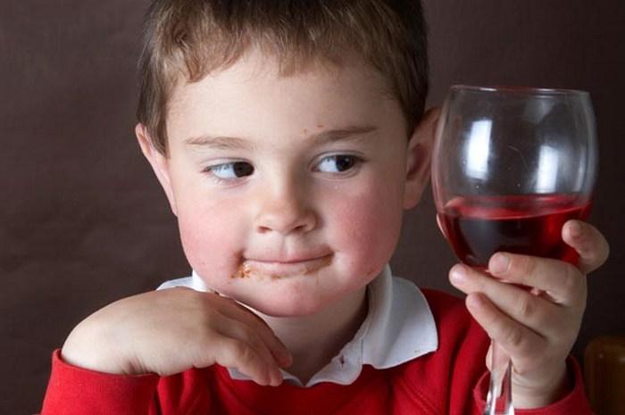 Алкогольный возраст.