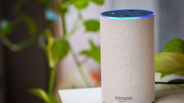Смарт-динамик Alexa - это коммуникатор.
