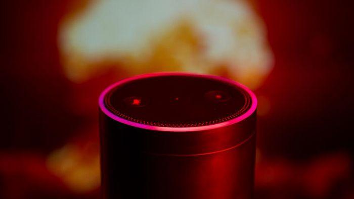 Смарт-динамик Alexa - это бесплатная передача сообщений.