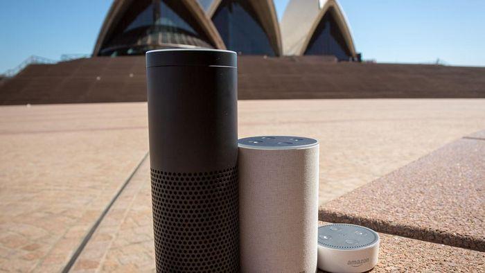 Смарт-динамик Alexa - это заказ товаров.