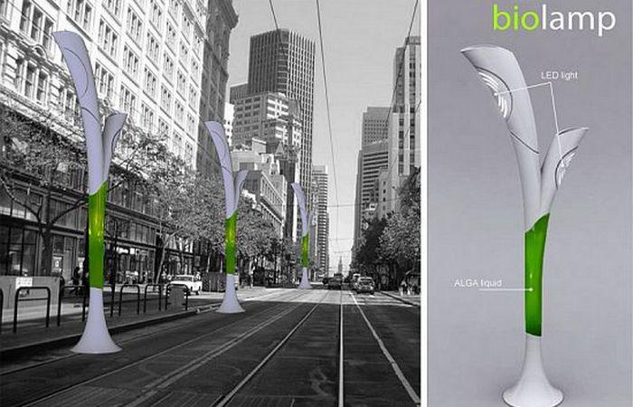 Технологии будущего: наружные уличные фонари.