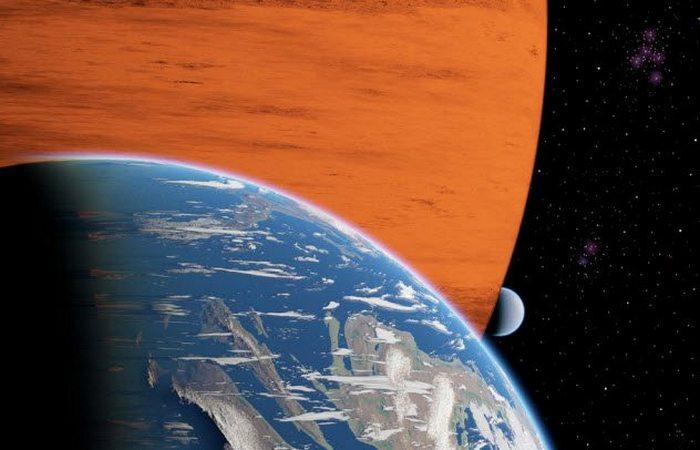 Жизнь не ограничена планетами.