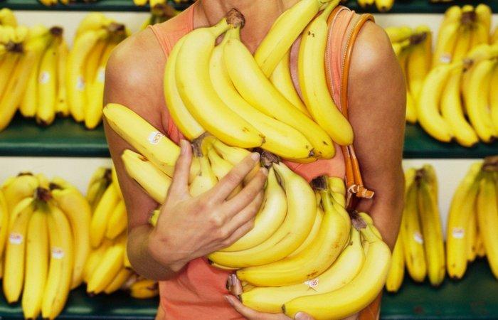 Натуральный афродизиак: бананы.