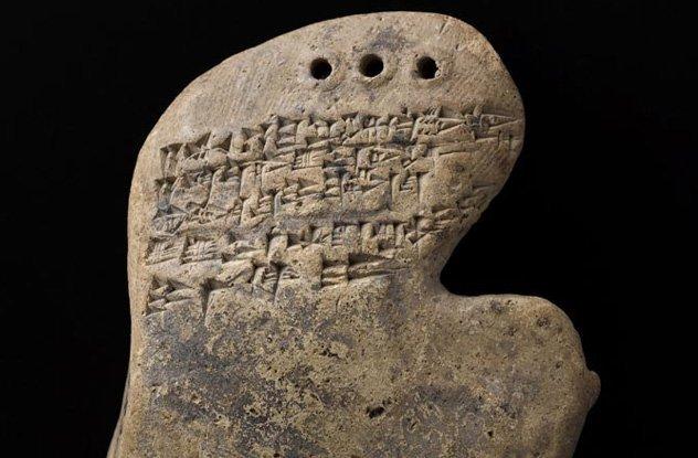 Древний артефакт, который использовали для гадания.