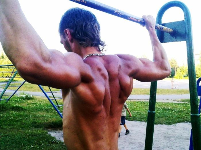 Интересные факты о мышцах.
