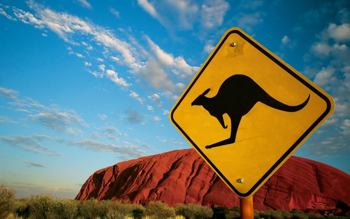 Австралия - страна кенгуру и клятв.