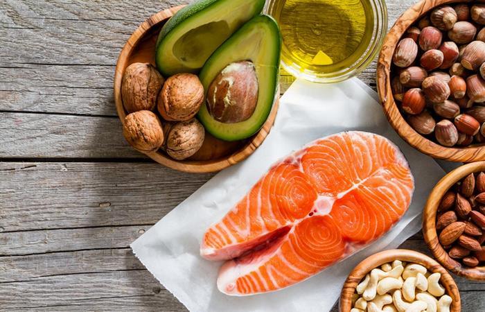 Авокадо улучшит метаболизм.