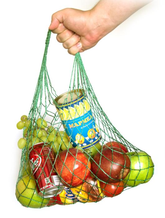 Авоська - самая экологичная в мире сумка.